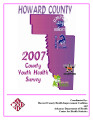 2007 Howard County, county youth health survey results