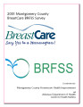 2001 Montgomery County breastcare BRFSS survey