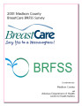 2001 Madison County breastcare BRFSS survey