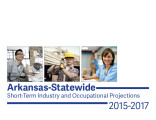 Arkansas-statewide short-term industry and occupational projections.